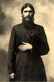 Rasputin, monje de la corte rusa
