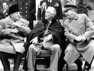 Conferencia de Yalta y Potsdam