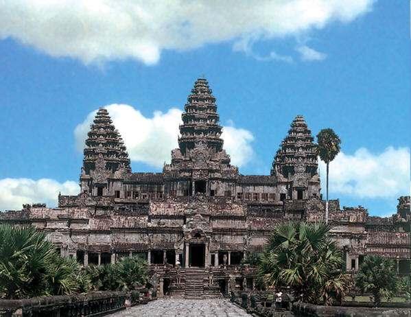 Angkor Ciudad Perdida en Camboya