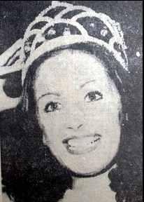 Silvana Suárez, miss mundo argentia