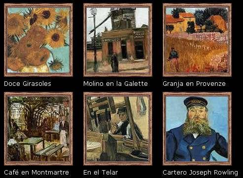 obras de Van Gogh