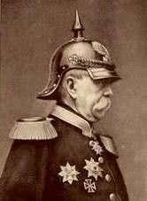 Bismarck, Lider Prusiano