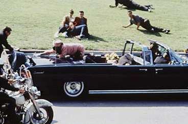 Asesinato de Kennedy en Texas
