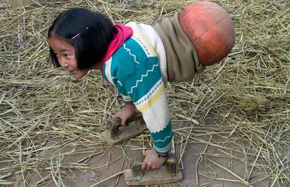 Niña Pelota de basquet