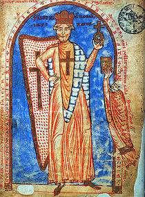 Federico II Barbarroja Emperador de Alemania